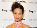 Rogue star Thandie Newton and her husband already have two daughters.