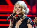 Ofcom will not follow up criticism of Willoughby's dress on The Voice UK.