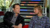 Vince Vaughn and Owen Wilson talk recpaturing their 'Wedding Crashers' chemistry, which of their previous film characters would flourish at Google and give an accurate measurement of Vince's height.