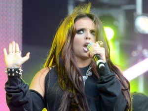 Jesy Nelson, North East Live at the Stadium of Light, Sunderland