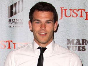Josh Helman, 'Justified' premiere in Los Angeles ~~ March 8, 2010