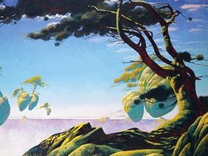 Roger Dean Floating Island
