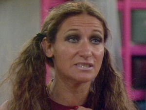 Jemima Slade in the Big Brother house