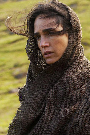 Jennifer Connelly as Noah's wife Joan