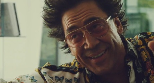 Javier Bardem, The Counsellor
