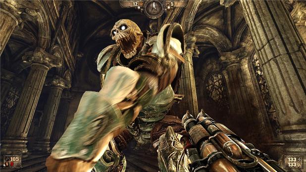 'Painkiller: Hell & Damnation' screenshot