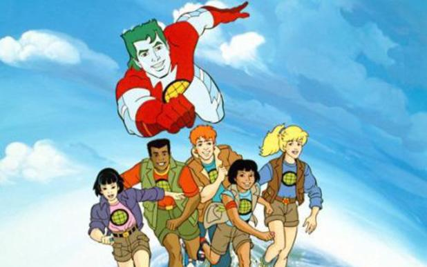 'Captain Planet and the Planeteers' image