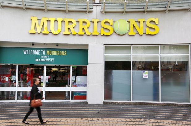 Murrisons - Morrisons renamed