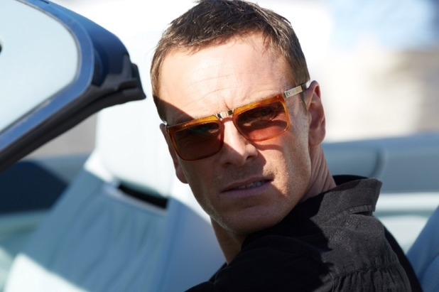 Michael Fassbender in Ridley Scott's The Counselor