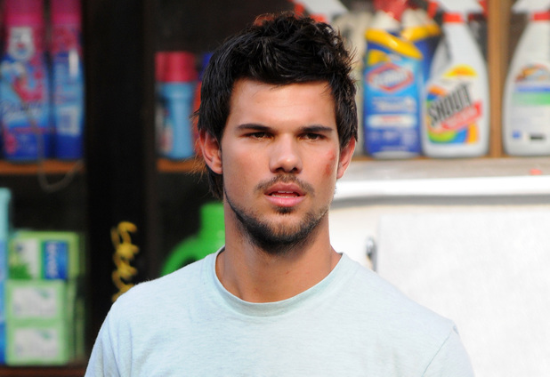 Taylor Lautner, Tracers film set in New York