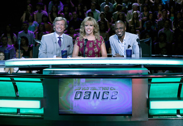 'So You Think You Can Dance' Top 20: Nigel Lythgoe, Mary Murphy and Wayne Brady