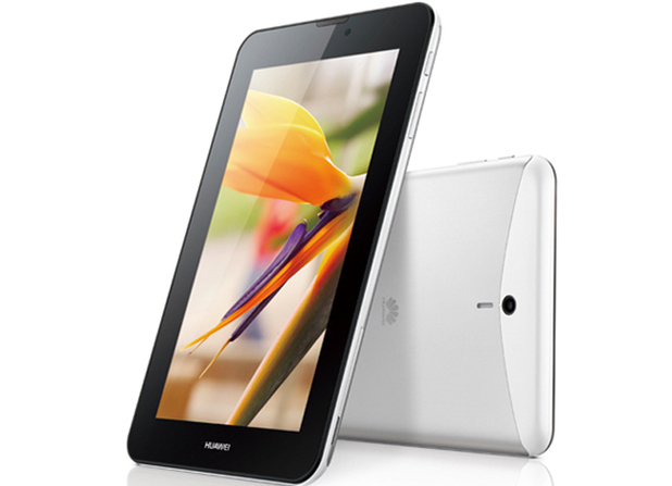 Huawei's MediaPad 7 Vogue tablet