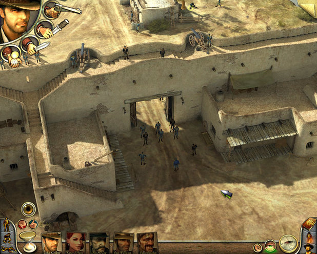 Desperados Screenshot