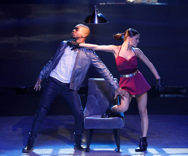 'So You Think You Can Dance' Top 20: Curtis Holland and Hayley Erbert