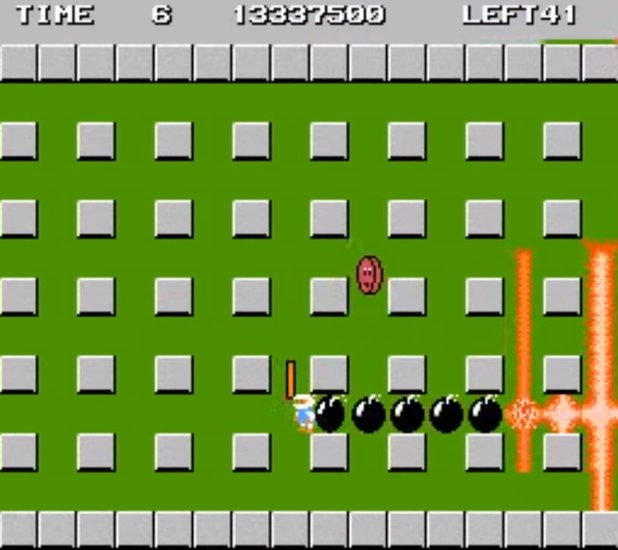 Bomberman screenshot
