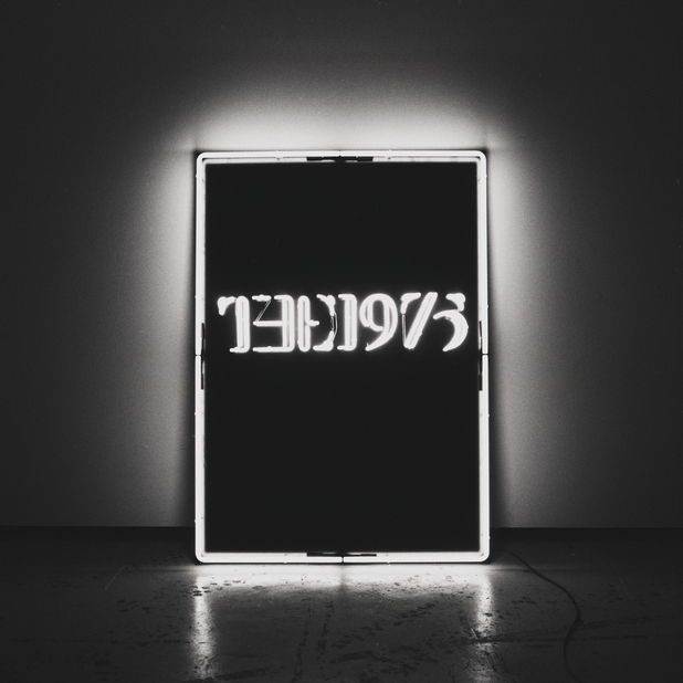 The 1975 album artwork.
