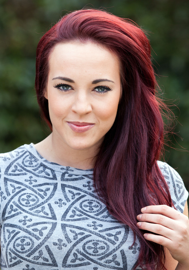 Stephanie Davis as Sinead O'Connor in Hollyoaks