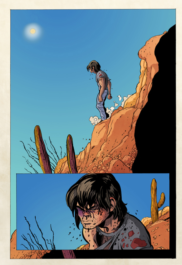 'RASL' full-colour preview