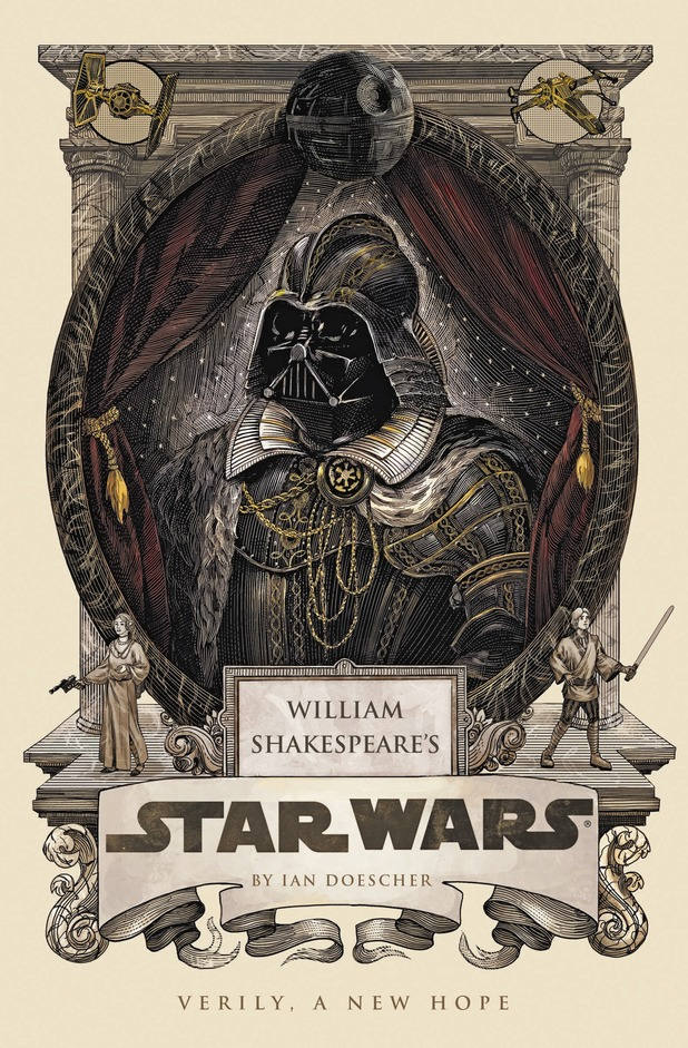 William Shakespeare, Star Wars