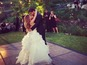 Eric Decker, Jessie James wed