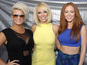 Atomic Kitten's Liz on Katona wedding