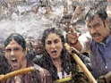 Devgn tells Digital Spy the ensemble cast supported each other.