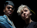 We talk to the duo about their new single and The X Factor.