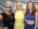 Kerry Katona reveals plans for a new album with Liz McClarnon and Natasha Hamilton.
