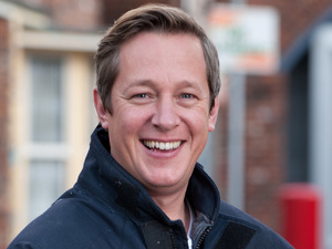 Tony Hirst as Paul Kershaw in Coronation Street