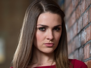 Anna Passey as Sienna Blake in Hollyoaks