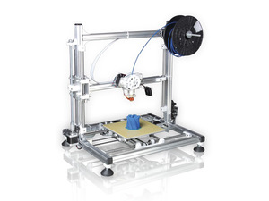 The Velleman K8200 3D printer kit
