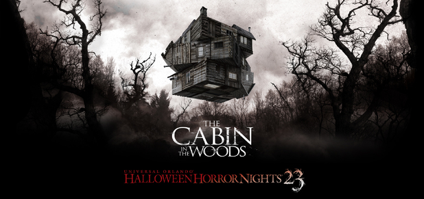 The Cabin In The Woods ride