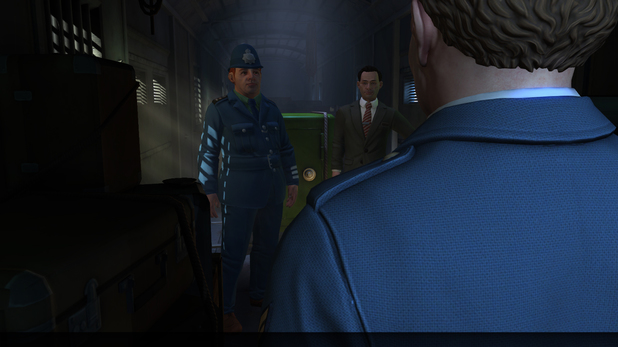 Screenshot from The Raven: Legacy of a Master Thief