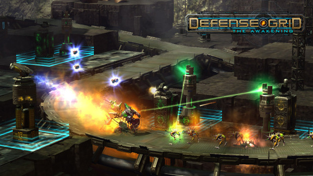 Defence Grid: The Awakening screenshot