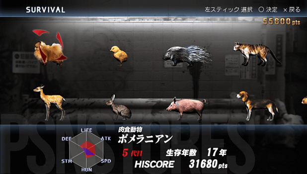 'Tokyo Jungle' PlayStation Mobile