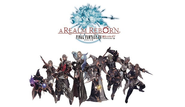 Final Fantasy XIV: A Realm Reborn artwork