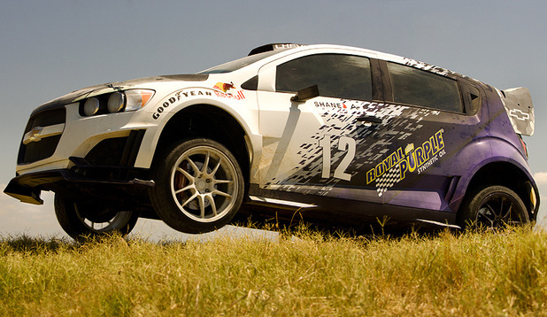 Sonic RS Rally Car