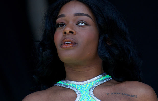 Azealia Banks, Glastonbury Festival 2013