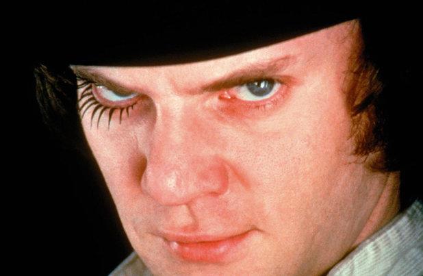 Malcolm McDowell Alex DeLarge