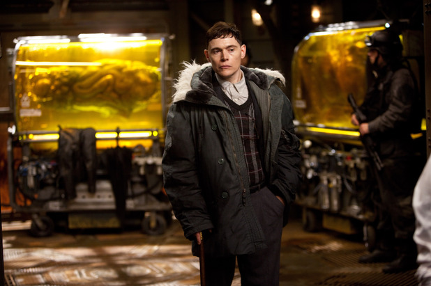 Burn Gorman in Pacific Rim