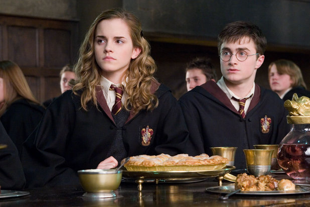 Emma Watson as Hermione Granger in 'Harry Potter and The Order of the Phoenix'