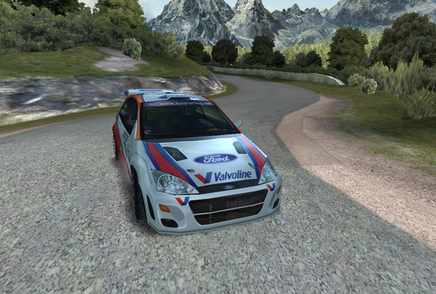 'Colin McRae Rally' on iOS