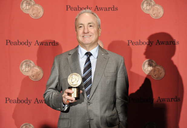 Lorne Michaels, 2013 Peabody Awards