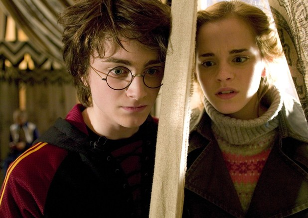 Emma Watson as Hermione Granger in 'Harry Potter and the Goblet of Fire'
