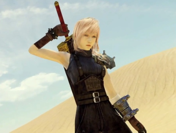 Lightning Returns: Final Fantasy FFVII Cloud Strife pre-order DLC