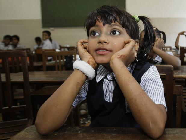 'Slumdog Millionaire' child actor Rubina Ali