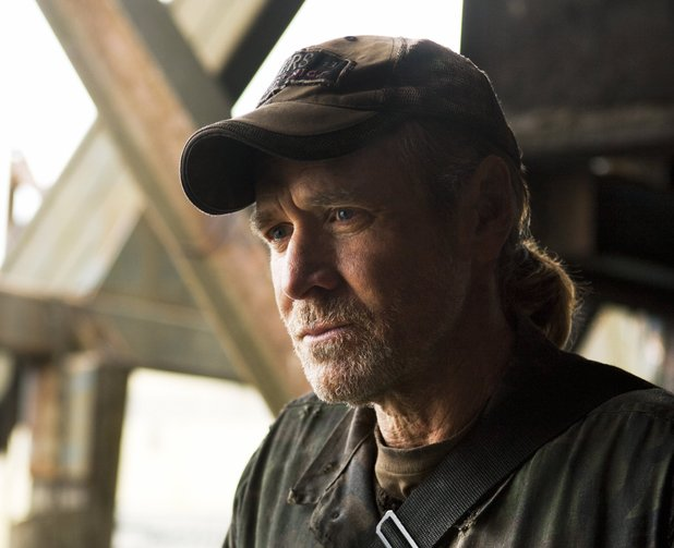 Will Patton as Weaver in 'Falling Skies'