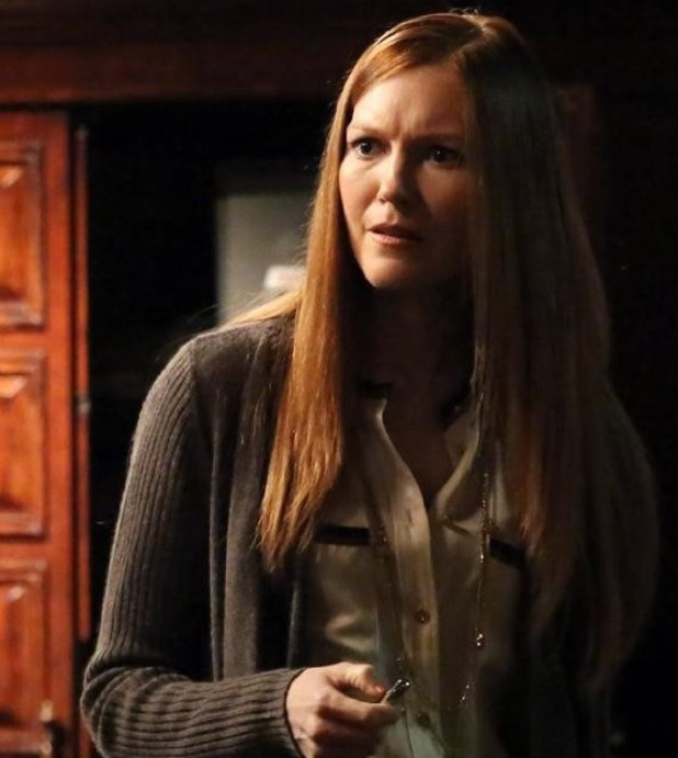 Darby Stanchfield, Scandal