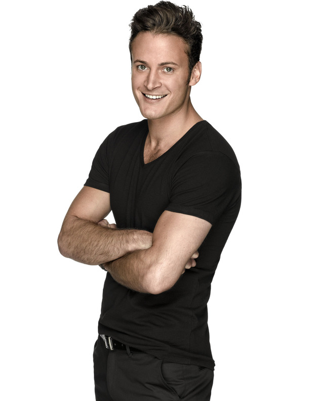 Gary Lucy as Danny Pennant in EastEnders