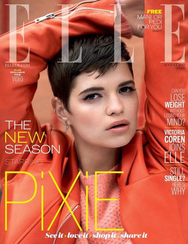 Pixie Geldof, Elle magazine
